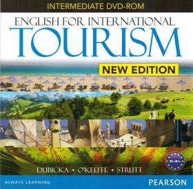 English for international tourism : intermediate coursebook [DVD] / Strutt, Peter - Compra