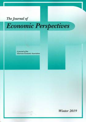 The Journal of Economic Perspectives – Volume 33 – Nº 1 – Winter 2019